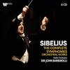 シベリウス:交響曲第3番 / バルビローリ, ハレ管弦楽団 (1969/2021 FLAC)