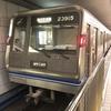 よく路線名の書き方を間違えられる大阪メトロ四つ橋線です!