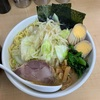 味濱家 山二ツ店 @新潟市中央区 野菜のせらーめん&ネギチャーシュー丼ミニ