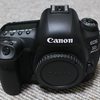 CANON EOS 5D Mark IVが届いた