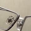 メガネの鼻パッドの交換で気分転換