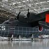海上自衛隊 飛行艇の展示機