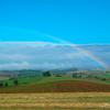 びえいの虹 6