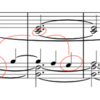 ショパンピアノソナタ3番2楽章〜再現部 分析