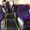 エアチャイナ・ビジネスクラスで行く『SINタッチ』!ラウンジ巡り&なんか燃えてますけど・・・北京首都国際空港編(第二話)
