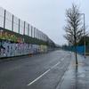 北アイルランド・ベルファストの街を分断する壁……