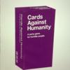アメリカで私が勝利したゲームCard against humanity体験