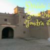 スペイン、モロッコに行ってきました⑯【トドラ渓谷~アイトベンハッドゥ】