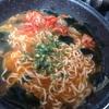 乾燥野菜キムチ味噌ラーメン