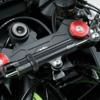 ★カワサキ ZX-10Rのステアリングダンパーマウンティングボルトのリコールを報告