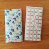 簡単、かわいい。折り紙でポチ袋作りました。