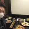 試食会でした。