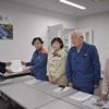 台風19号被害に関する要望、県知事への申し入れ、