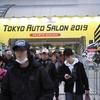 クルマ好きは全員集合!東京オートサロン2019(Tokyo Auto Salon /TAS)へ行ってみた。