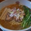 【翠蓮】魚介のダシをふんだんに使った贅沢なスープ|チャーシューもトロトロで美味いよ!