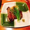 殿堂入りのお皿たち その93【銀座 久兵衛 の マグロのステーキ】