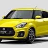 スイフトスポーツ 新型 カタログ情報! 発売日は2017年9月。価格は200万円弱か。4WDはナシ。