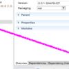 EclipseでMavenのプロジェクトにSpringを設定する