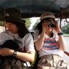 GW女3人旅@カンボジア 1/3日目【アンコールワットで夕陽を拝む】