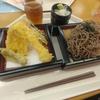 大手町【デイナイト 大手町店】天ぷらそば(ざる) ¥780+大盛 ¥150