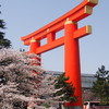 京都の春!インクライン