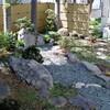 西野神社の中庭