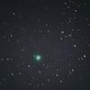 2016 U1 NEOWISE彗星 & 夜明けの月と土星 12/28