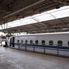 【写真】スナップショット(2017/9/5)新大阪駅新幹線ホーム