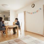 希望の土地を見つけて家づくりを決心。近隣とのコミュニケーションが楽しい家に