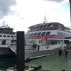 【タンザニア】ザンジバル島 海に浮かぶレストラン The Rock