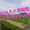 2019,7,7 日曜日 トラックバイアス予想 (福島競馬場、中京競馬場、函館競馬場)