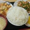 横須賀中央【福泰飯店】黒麻婆豆腐+チンジャオロース炒め ¥650