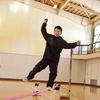 02/18(日) スラックライン体験会 in 矢島体育センター