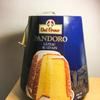 イタリアのクリスマス菓子Pandoro