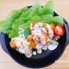 かっぱ寿司の海鮮シャリーマ・カレー スパイス効いてる小さめカレー