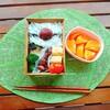 【お弁当】公長齋小菅の竹のお弁当箱でほっけの京粕漬け焼き弁当
