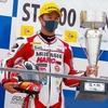 全日本第3戦オートポリス大会 名越哲平、ST1000で2位表彰台獲得