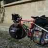 【自転車旅レビュー】特大パニアバック オーストリッチ