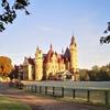 ポーランド旅行 モシュナ城に二連泊して近隣ドライブ