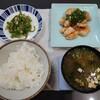 7月26日の晩御飯!!高タンパク低カロリー!!ご飯が進む鶏ささみ料理!!