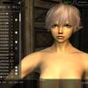 追加種族で顔と体の色が合わなくてやったこと。Skyrim