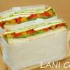 タンドリー豆腐サンド