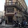 パリ  オペラ駅から徒歩3分。価格もリーズナブルなホテル。Hotel France d'Antin Opera