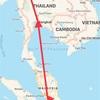 東南アジア一人旅③
