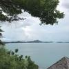 サムイ島 チャウエンビーチ〜ラマイビーチまで歩いて行ったものの。。。