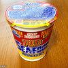 【カップ麺】カップヌードル レッドシーフードヌードル&SPICY CURRY 魯珈