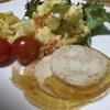 朝食(14)チキンロール
