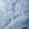 6月2日 今朝のお空|今朝のホットサンド