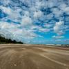 ラトビア:リガ郊外を観光、リガは海岸が長い