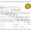 「架空の証明書のpdf」を3480円で販売する謎のテキストゲーム「Hadean Lands」